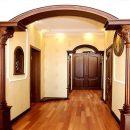 Стильные и качественные межкомнатные арки